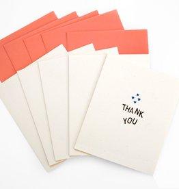 Julia Arredondo Thank you Cards by Julia Arredondo