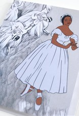 ReformedSchool Raven Wilkinson Greeting Card by ReformedSchool