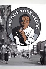 ReformedSchool James Baldwin Greeting Card by ReformedSchool