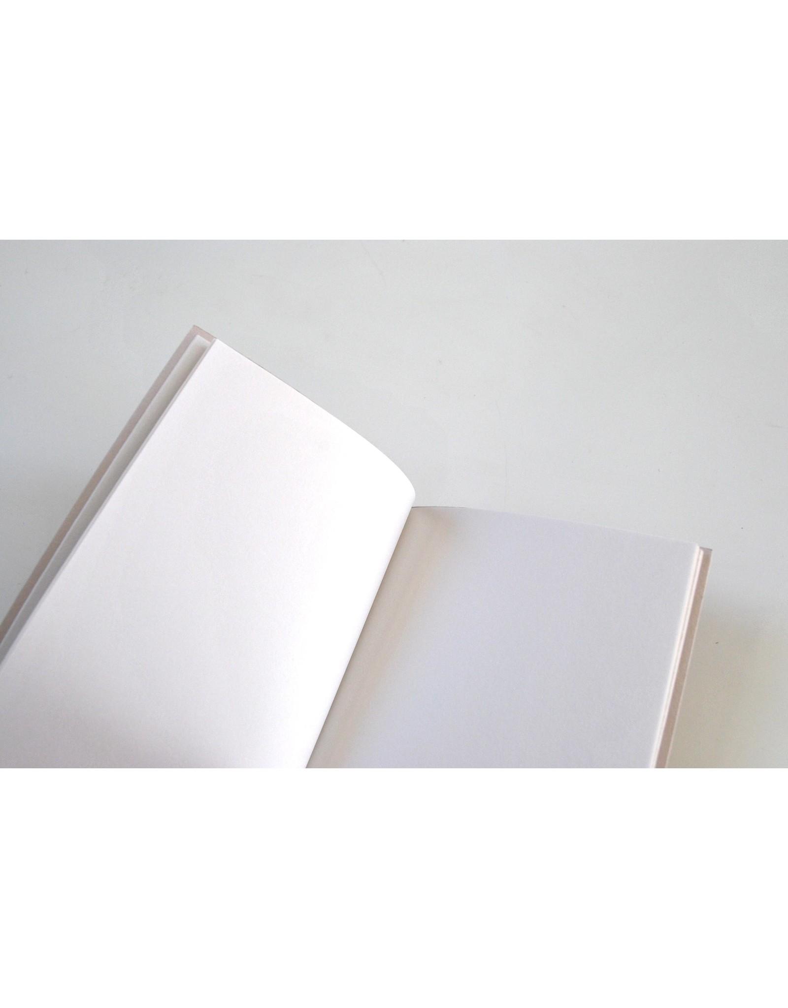 Tiger Pattern Notebook by Danielle Przybysz