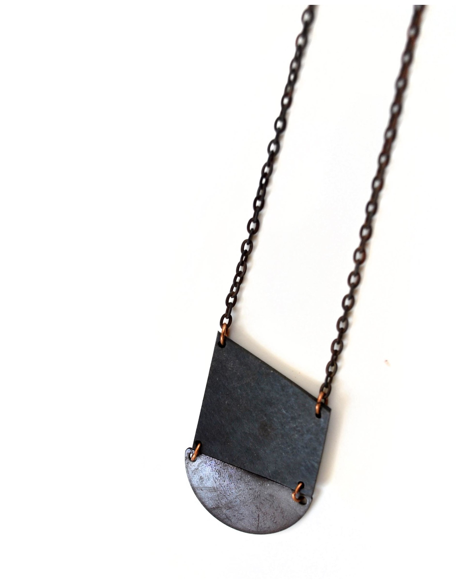 Half Moon Necklace by True Partners in Craft