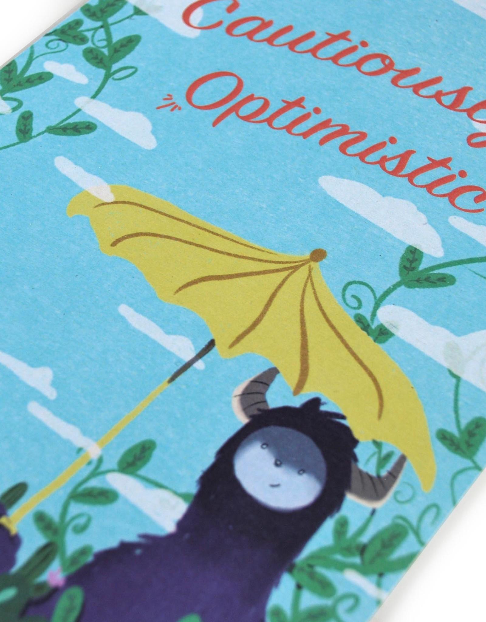 "Sophie Quillec ""Cautiously Optimistic"" digital print by Sophie Quillec"