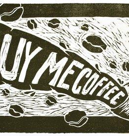 """Sidney Trobee """"Buy Me Coffee"""" by Sidney Trobee"""