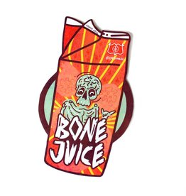 """Bone Juice Carton"" sticker by LOEHAWAII"