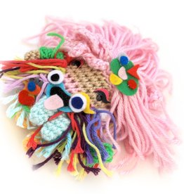 """Mats Applesauce Crochet """"Yvie Oddly"""" by Mats Applesauce Crochet"""