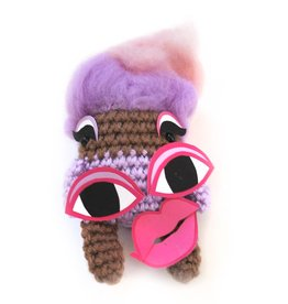"Mats Applesauce Crochet ""Monique Heart"" by Mats Applesauce Crochet"