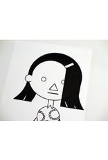 Ivan Brunetti Woman #2, 2012, Illustration by Ivan Brunetti
