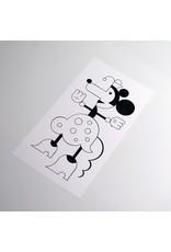 Ivan Brunetti Mouse #2, Illustration by Ivan Brunetti