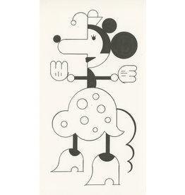 Ivan Brunetti Mouse #2, Illustration by Ivan Brunetti