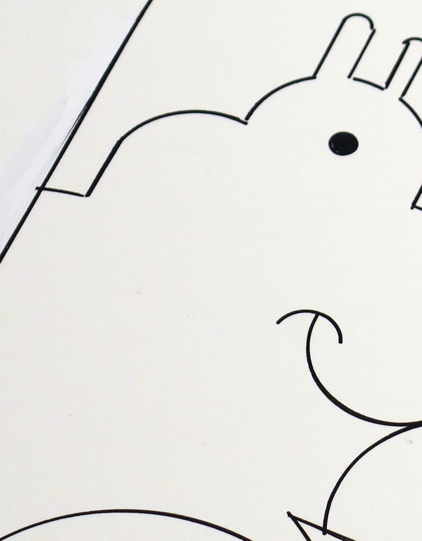 Ivan Brunetti Hippo, Illustration by Ivan Brunetti