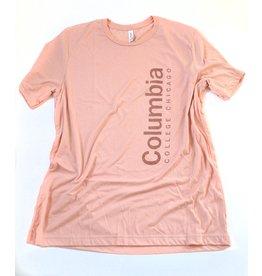 Buy Columbia, By Columbia SALE: Columbia Logo Tshirt Peach 3X