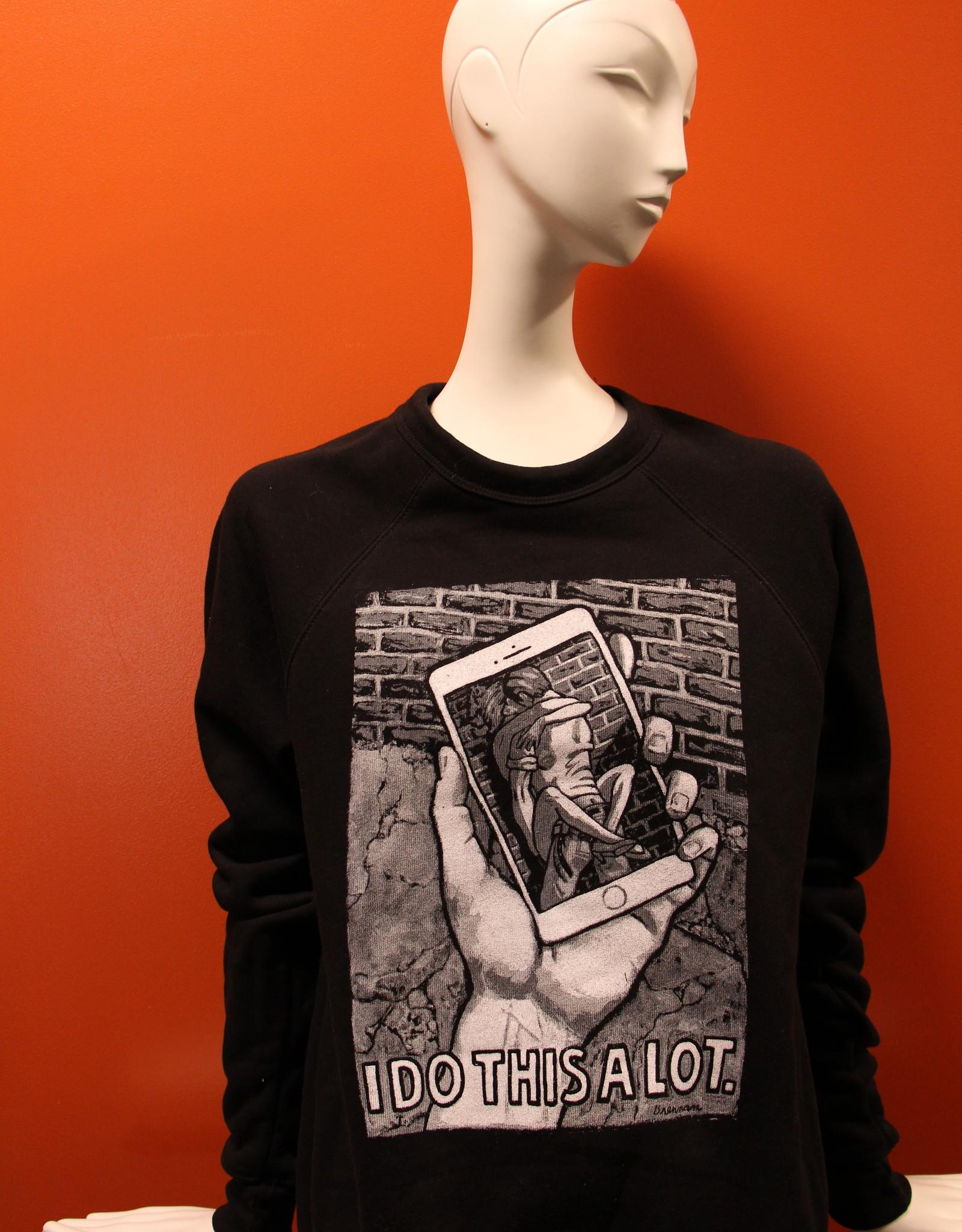Women's Sweatshirt, Fashion Underground