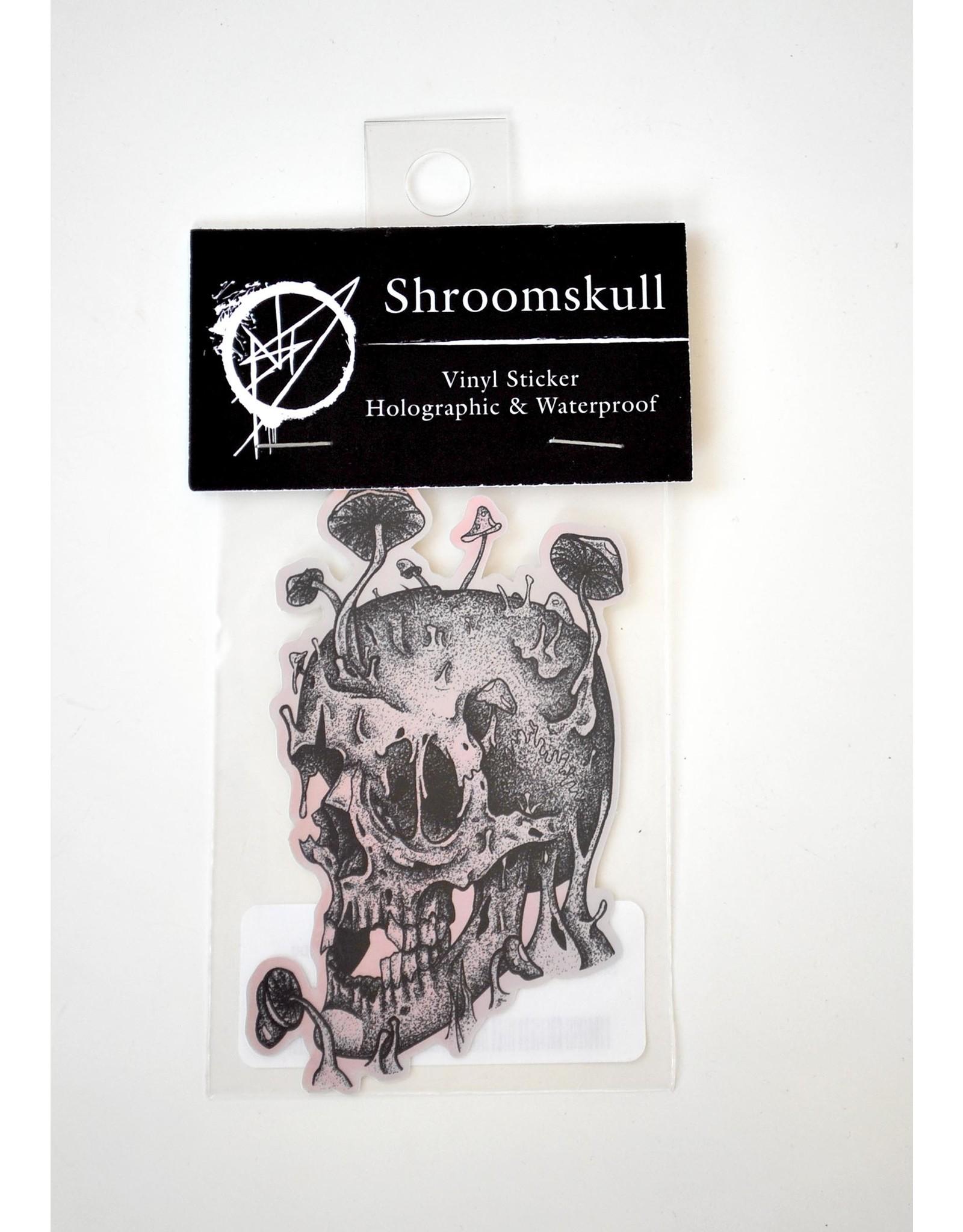 Shroomskull by Noah Durany