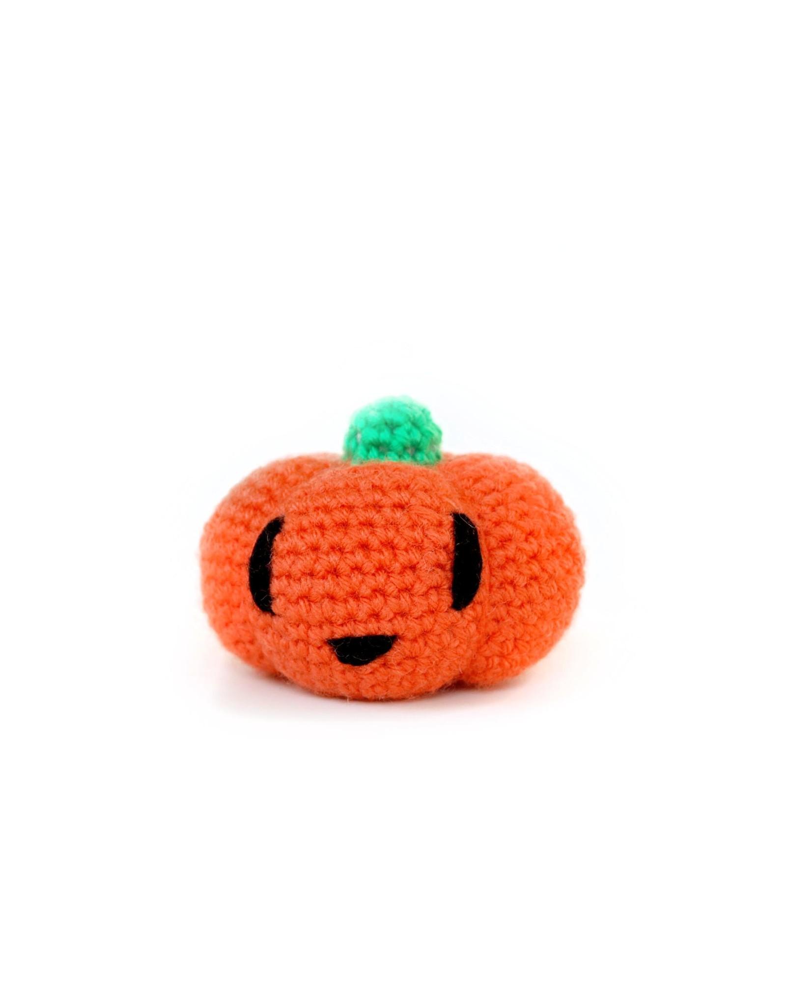 Haley Slamon Small Pumpkin Plush by Haley Slamon