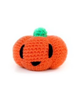 Haley Slamon Small Pumpkin Plush by Haley Slamon