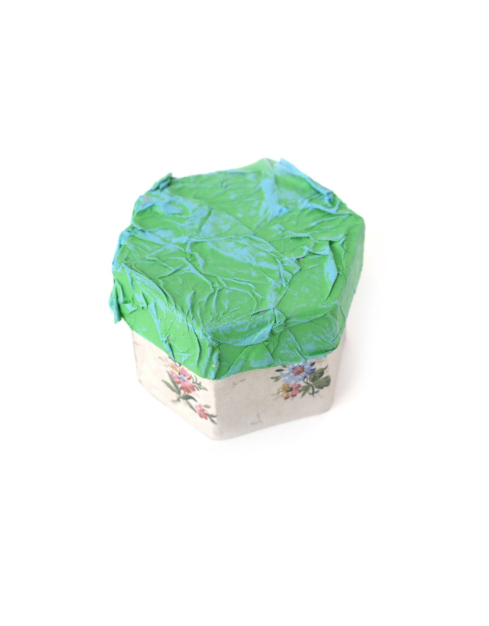 Hexagon Box with babydoll eye by Spooky Spectacles