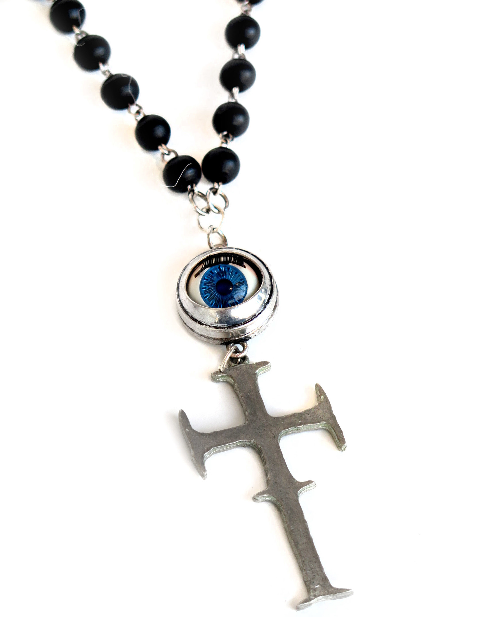 Eye Rosary by Spooky Spectacles