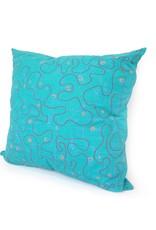 PINTL + KEYT Flight (teal) pillow  PINTL + KEYT