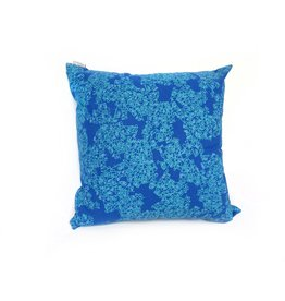 Rome (blue) pillow  PINTL + KYET