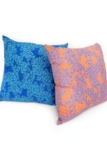 Rome (blue) pillow  PINTL + KYET