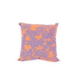 Rome (coral) pillow  PINTL + KYET