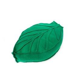 """Felt Leaf Pillow 14"""",  Eva Airam Studio"""