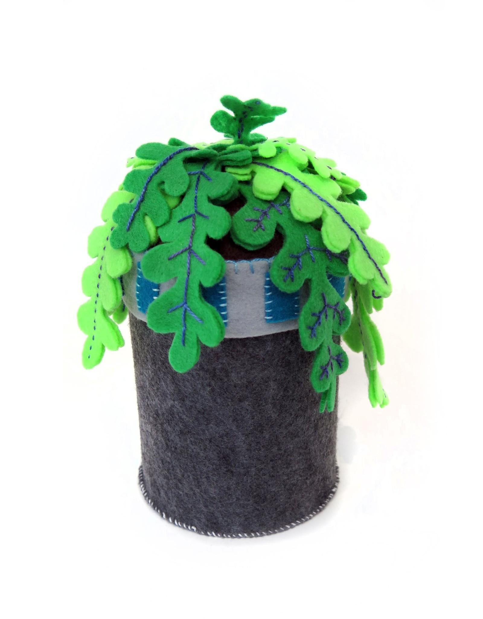 Olivia Olsen Felt Plant - small, by Olivia Olsen