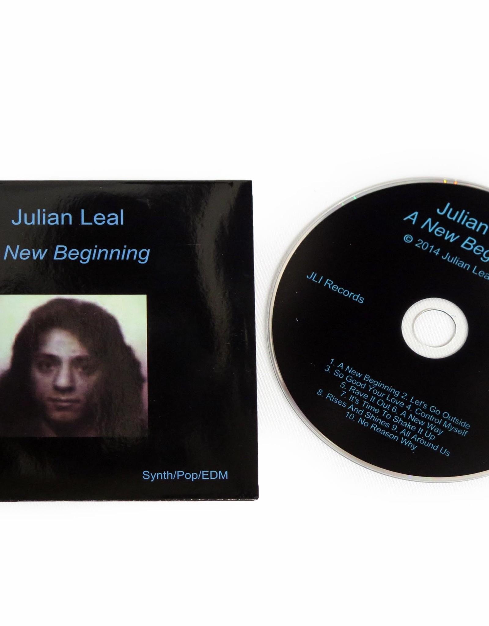 """Julian Leal """"A New Beginning,"""" Julian Leal"""