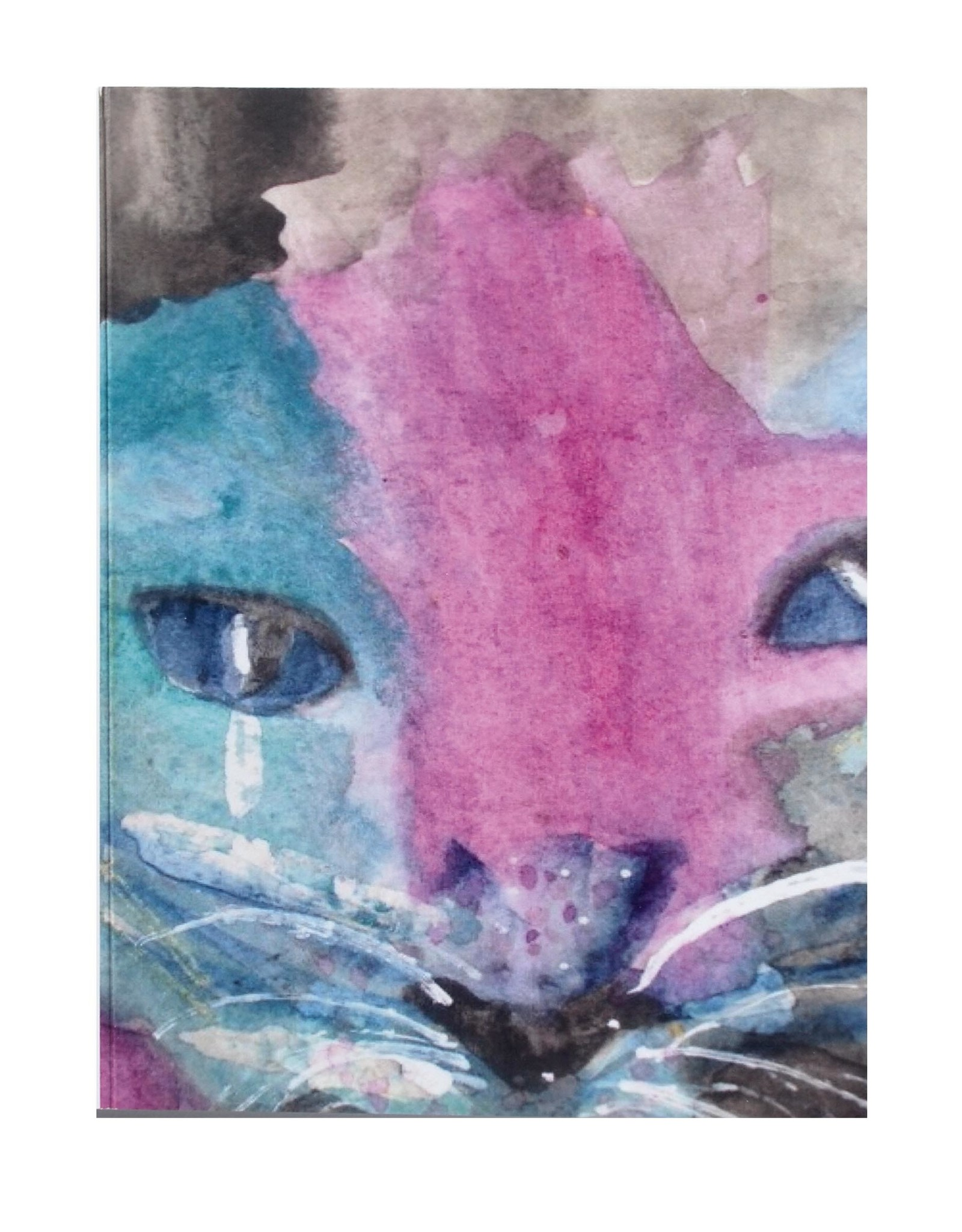Cat Greeting Card 1, Michele Williams