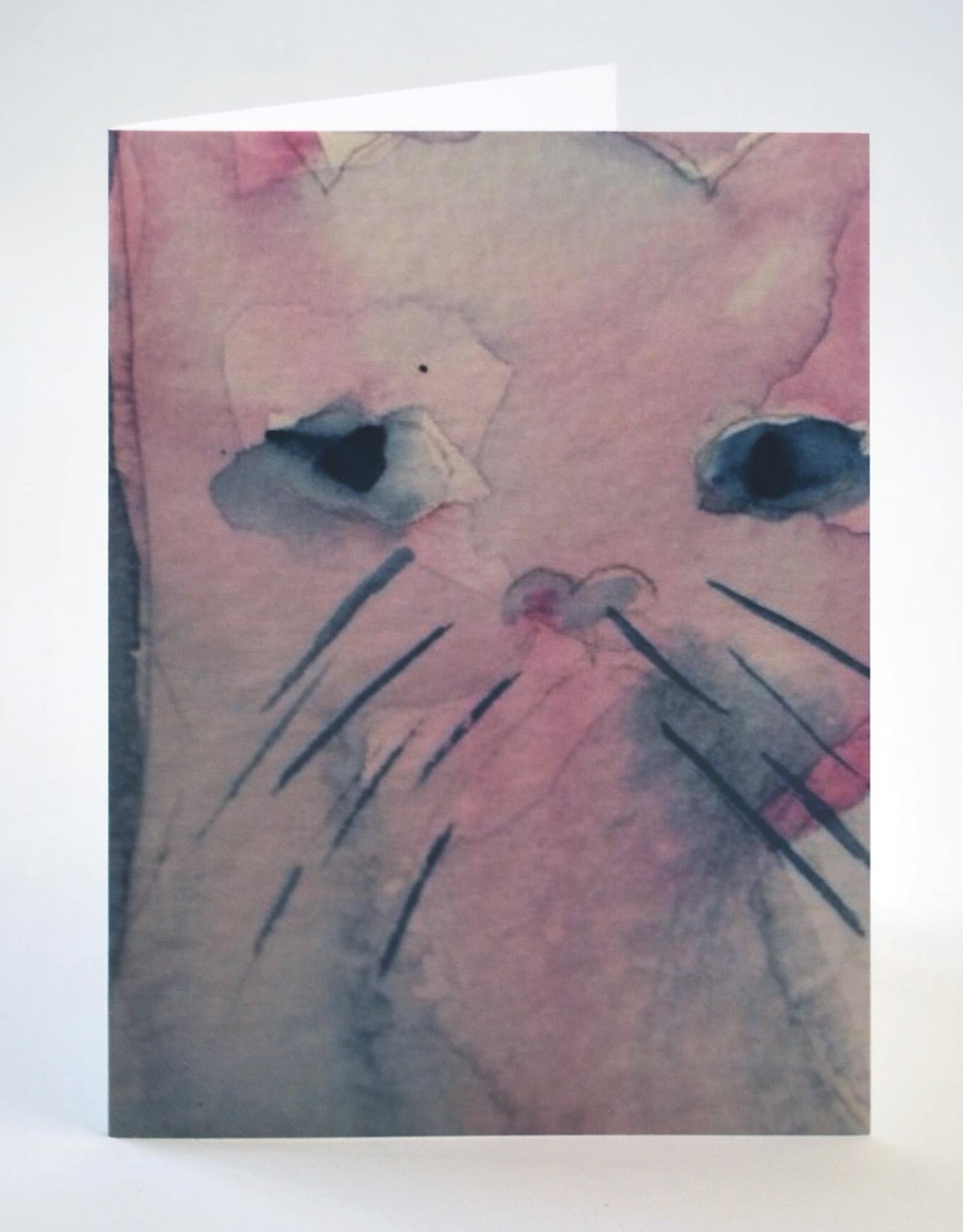Cat Greeting Card 2, Michele Williams