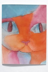 Cat Greeting Card 5, Michele Williams