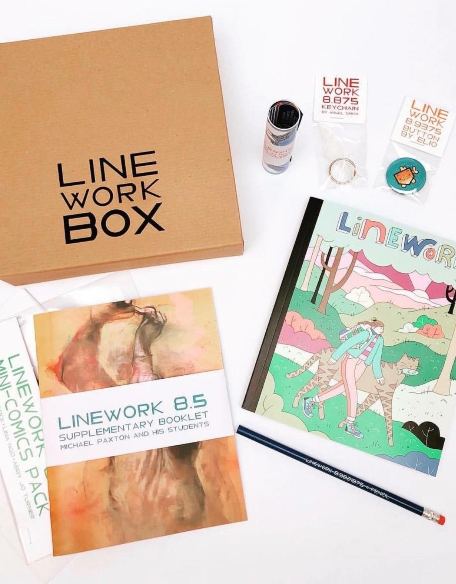 LINEWORK BOX Volume 8