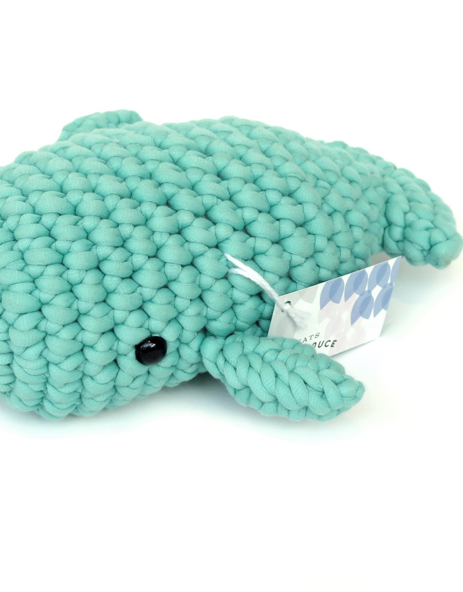 "Mats Applesauce Crochet ""Big Whale"" by Mats Applesauce Crochet"