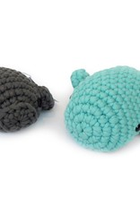 """Mats Applesauce Crochet """"Big Manatee"""" by Mats Applesauce Crochet"""