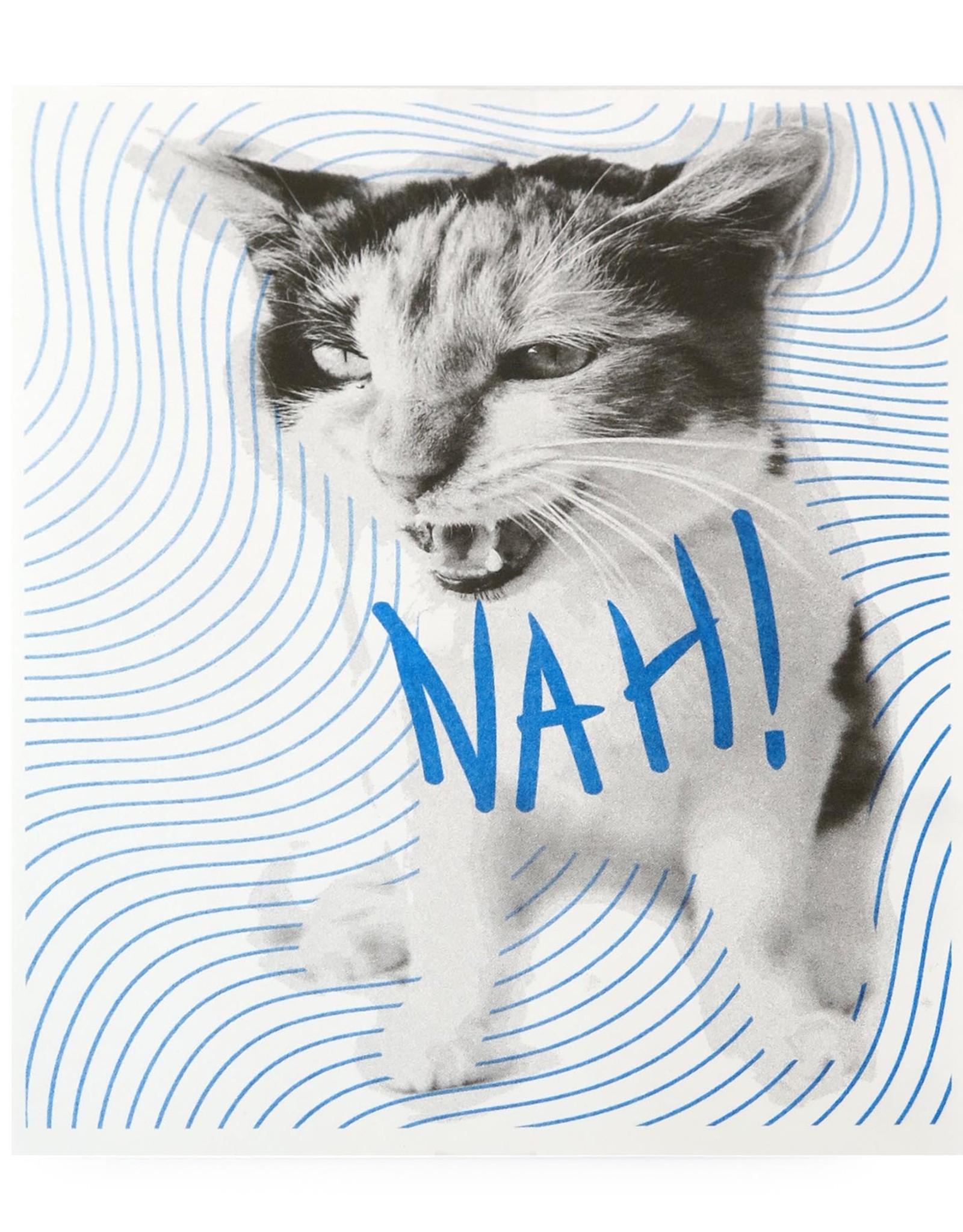 """NAH!"" by Sidney Trobee"