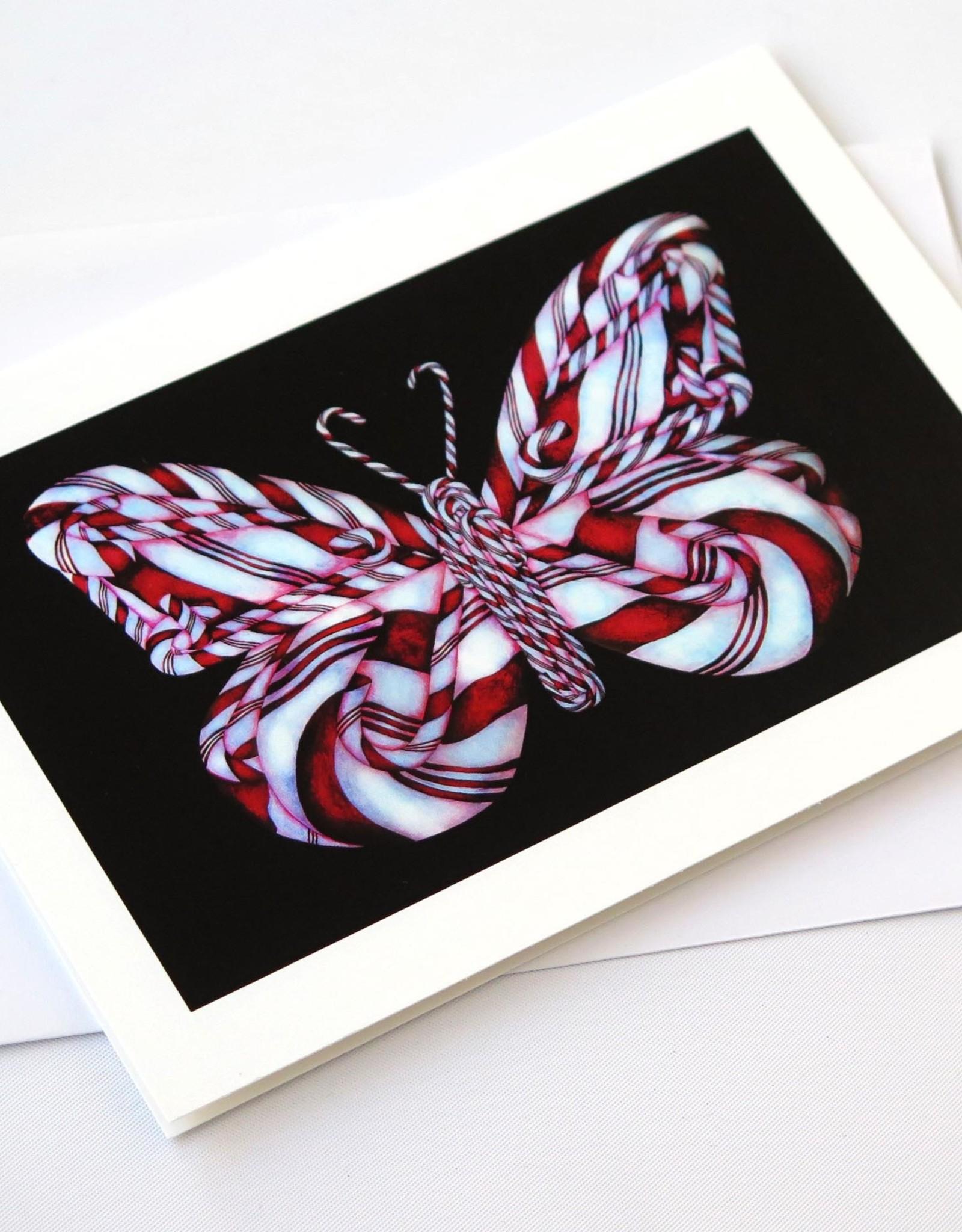 Megan Rivera Butterfly Card by Megan Rivera
