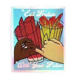 "Morgan Illustrates ""Frutas"" sticker by Morgan Illustrates"