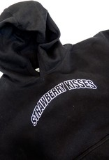 """Osa North """"Strawberry Kisses"""" Hoodie (black) by Osa North"""