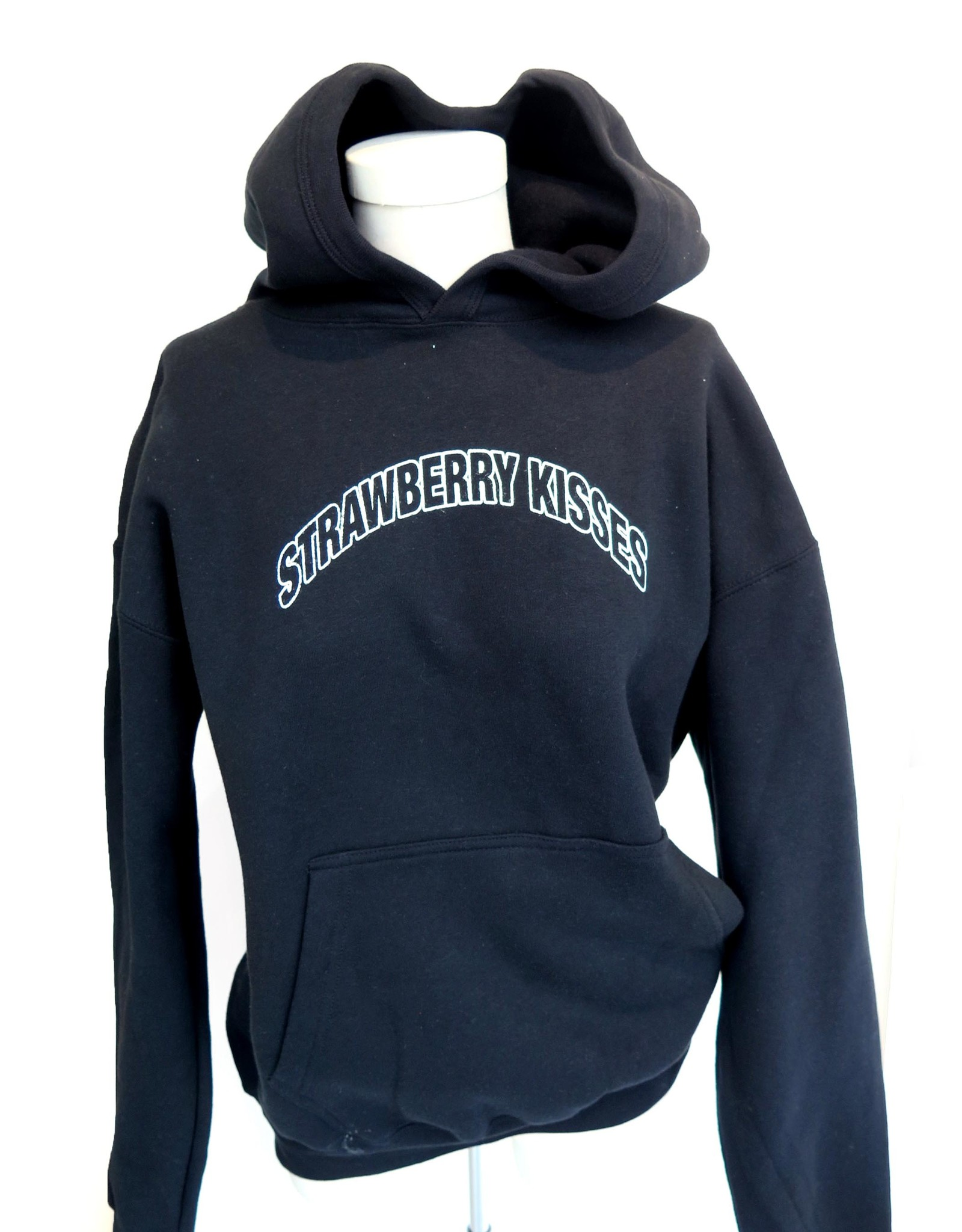 """""""Strawberry Kisses"""" Hoodie by Osa North"""