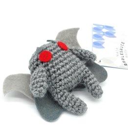 """Mats Applesauce Crochet """"Moth Man"""" by Mats Applesauce Crochet"""