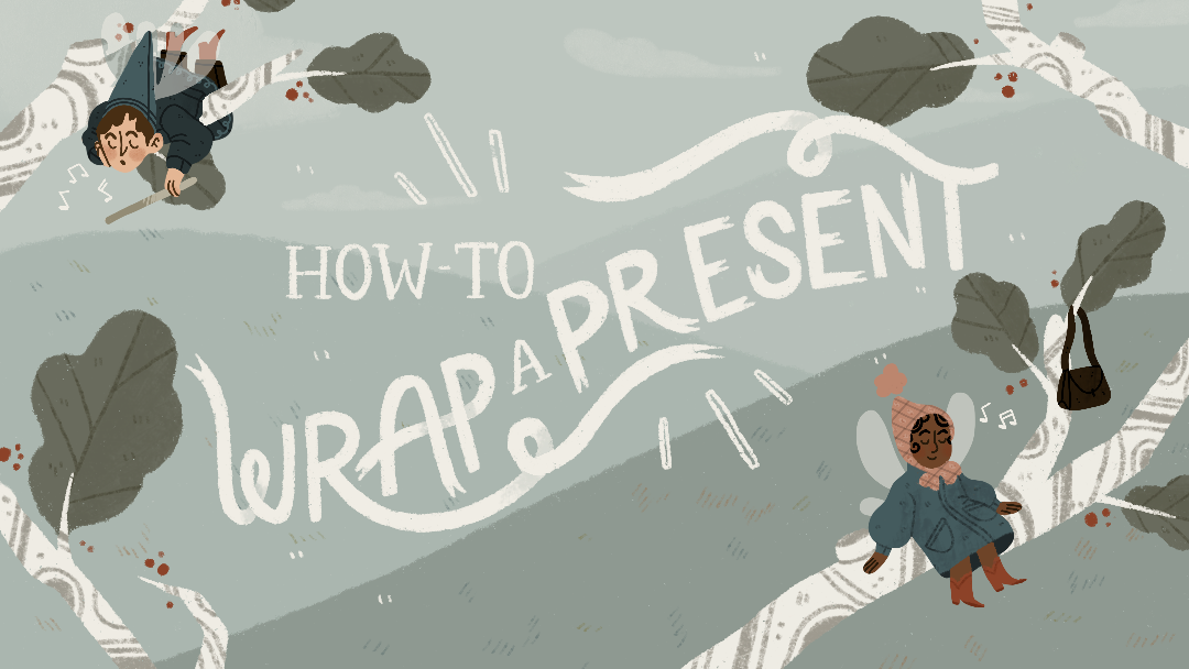 How-To Wrap A Present