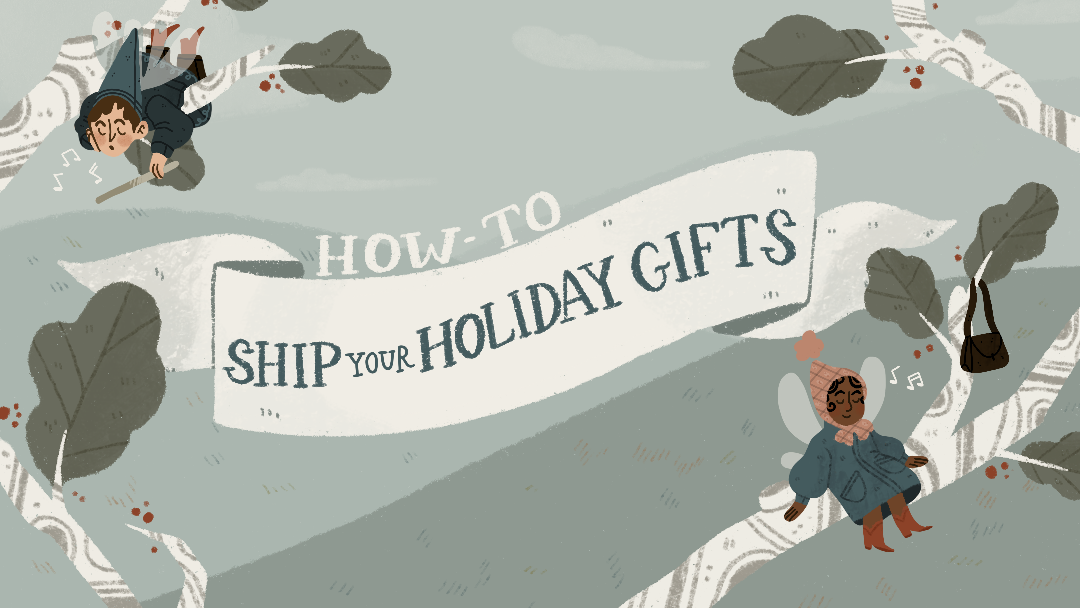 How-To Ship Your Holiday Gifts