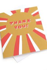 """Konoco """"Thank You!"""" Card by Konoco"""