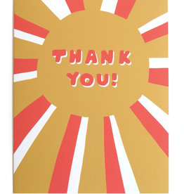 "Konoco ""Thank You!"" Card by Konoco"