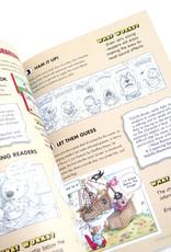 Ivan Brunetti Comics: Easy As ABC! by Ivan Brunetti