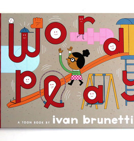 Ivan Brunetti WORDPLAY by Ivan Brunetti