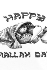 Happy Challah Days Card by Scott Dickens, All4Pun