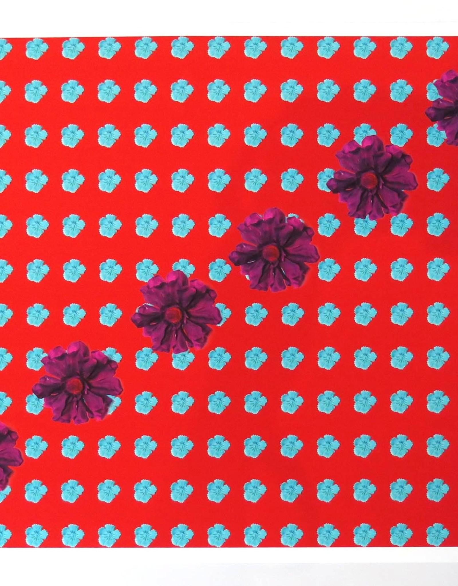 """Ashley Baranczyk """"Boundaries"""" (red, cyan, and magenta) by Ashley Baranczyk"""