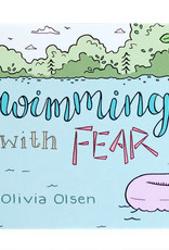 """Olivia Olsen """"Swimming with fear"""" zine by Olivia Olsen"""