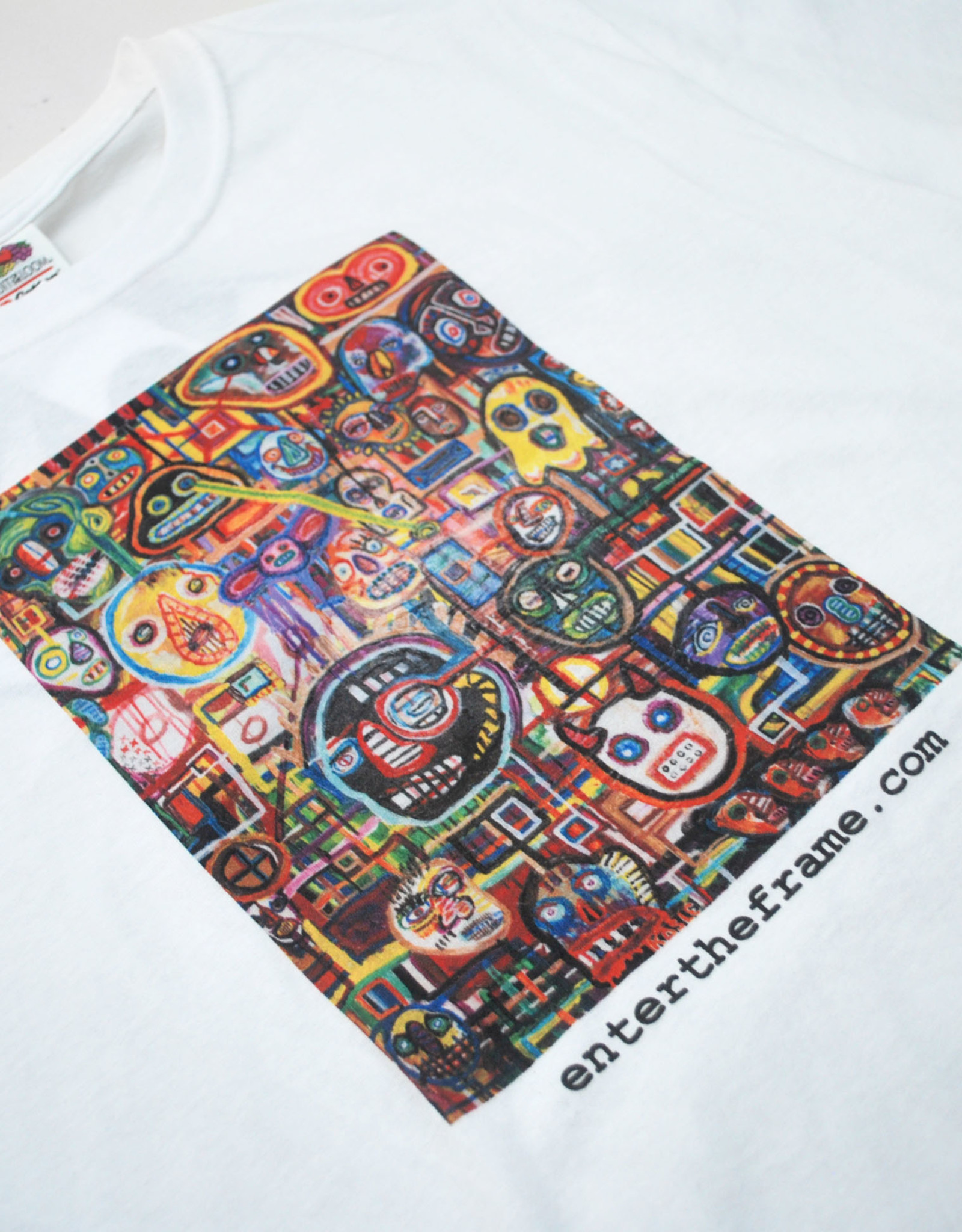 """Arcadia"" Tee Shirt (Medium) by Evan Kasle"